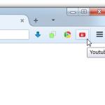 YouTube 上で、音声のみをストリーミング再生できるようにする Firefox アドオン「Youtube Audio」