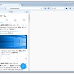 Firefox のサイドバー内に、Twitter を表示できるようにするアドオン「Twitter as a Sidebar」