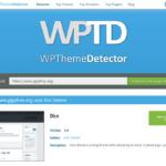 指定した WordPress サイトで使われているテーマとプラグインを、一発調査してくれるウェブサービス「WordPress Theme Detector」