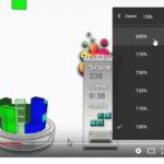 YouTube 動画を、最大で 200% までズームできるようにする Firefox アドオン「OwlZoom for Youtube Videos」