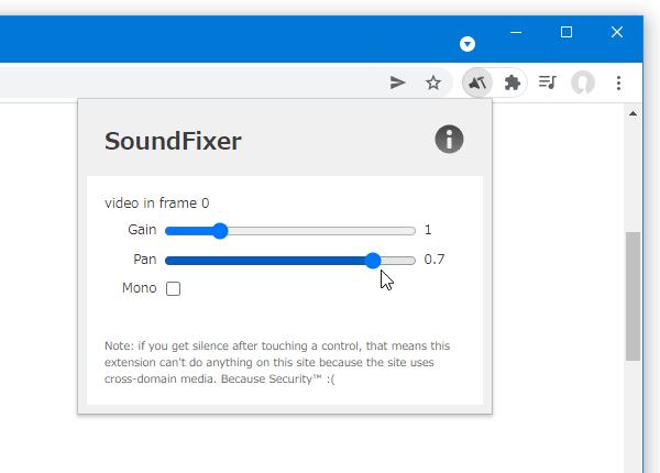 SoundFixer